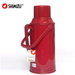 清水暖瓶塑壳暖壶家用保温瓶热水瓶开水瓶3.2lsm-1071 /2.图片